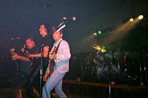 Jackson Christian, Scott Murphy, Jeff Peck and Bruce Kulick